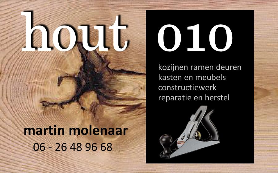 Timmer En Meubelwerkplaats Rotterdam Hout010 Martin